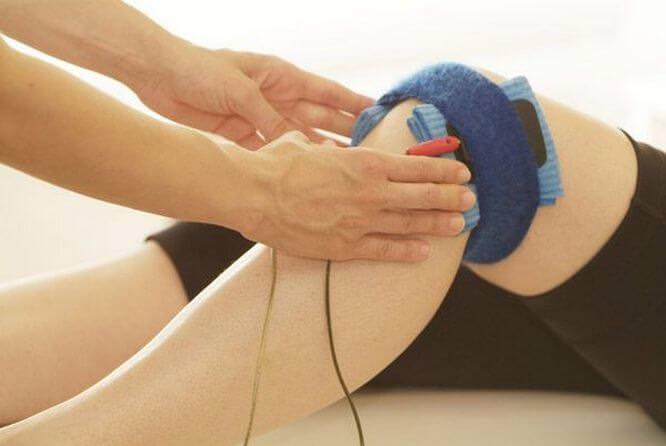 Электрофорез с гидрокортизоном на коленный сустав что