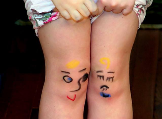 Артрит колена у детей
