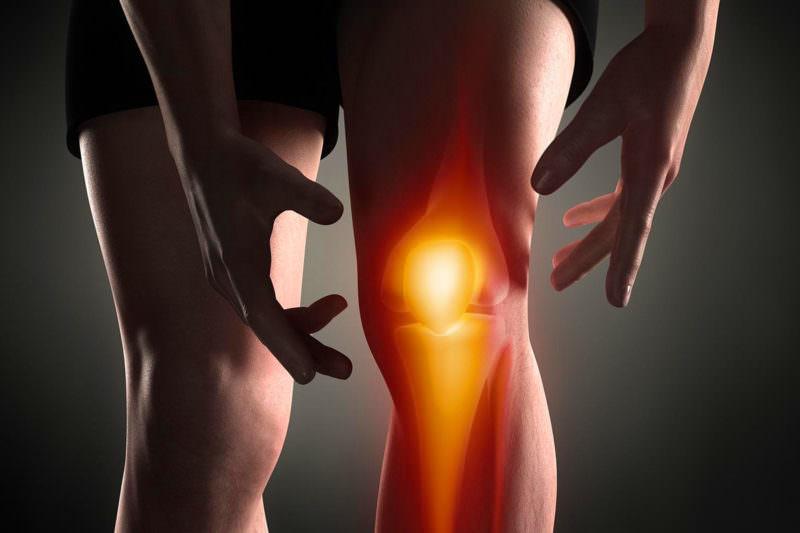 Блокада при артрите коленного сустава