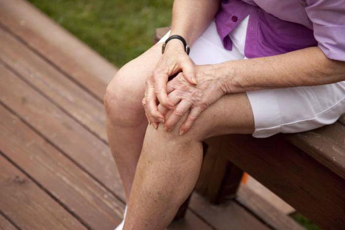 Комплекс упражнений при артрозе