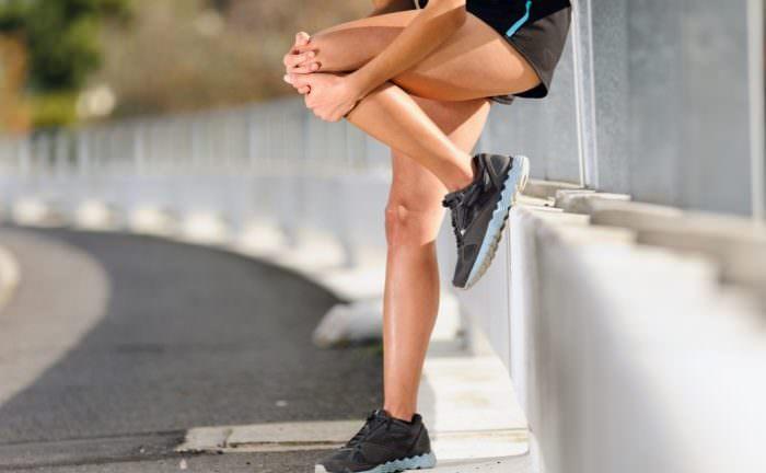Травмы колена из-за физических нагрузок