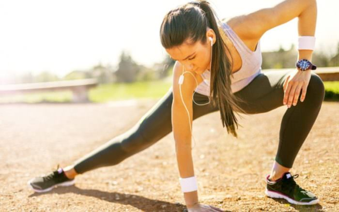 Профилактика от болей в колене