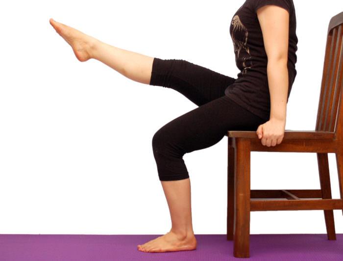 Упражнения от боли в ногах