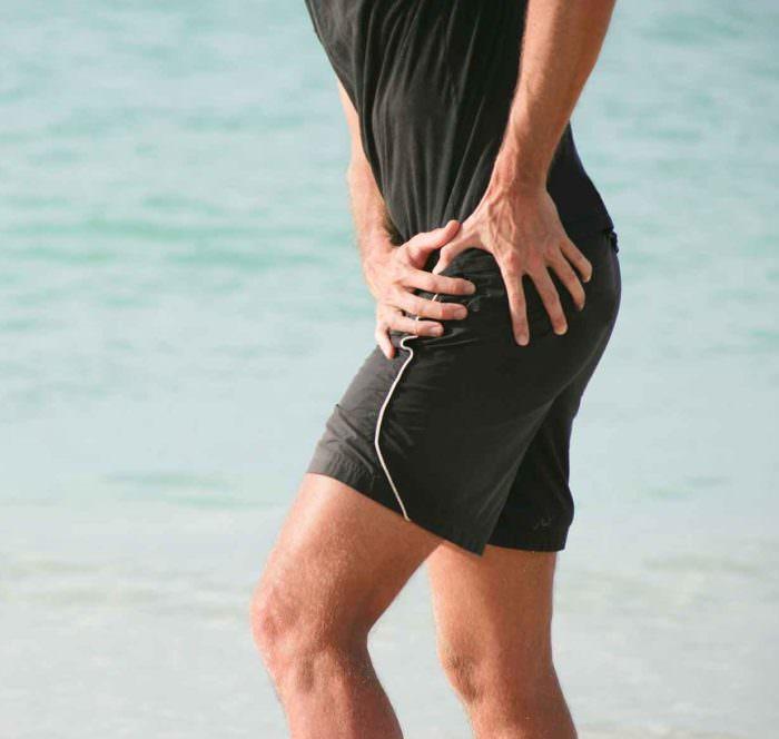 Боль в правой ноге от бедра до колена с внутренней стороны