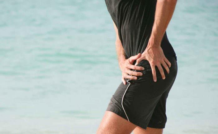 Болит бедро и колено