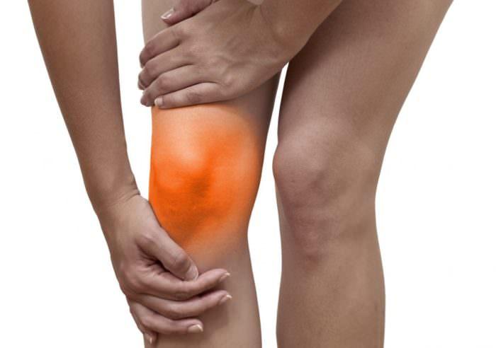 Симптомы коленных заболеваний