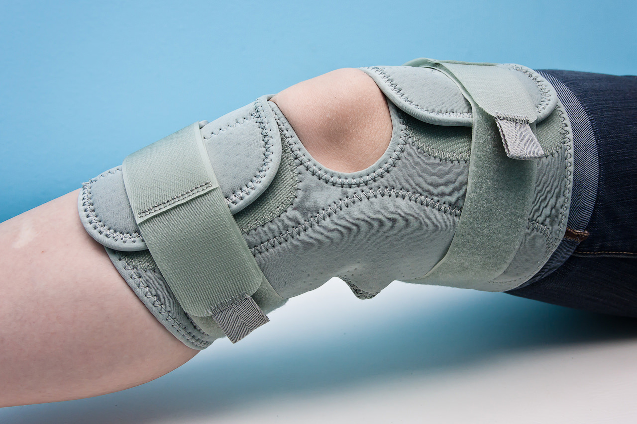 Бандаж для коленного сустава при артрозе