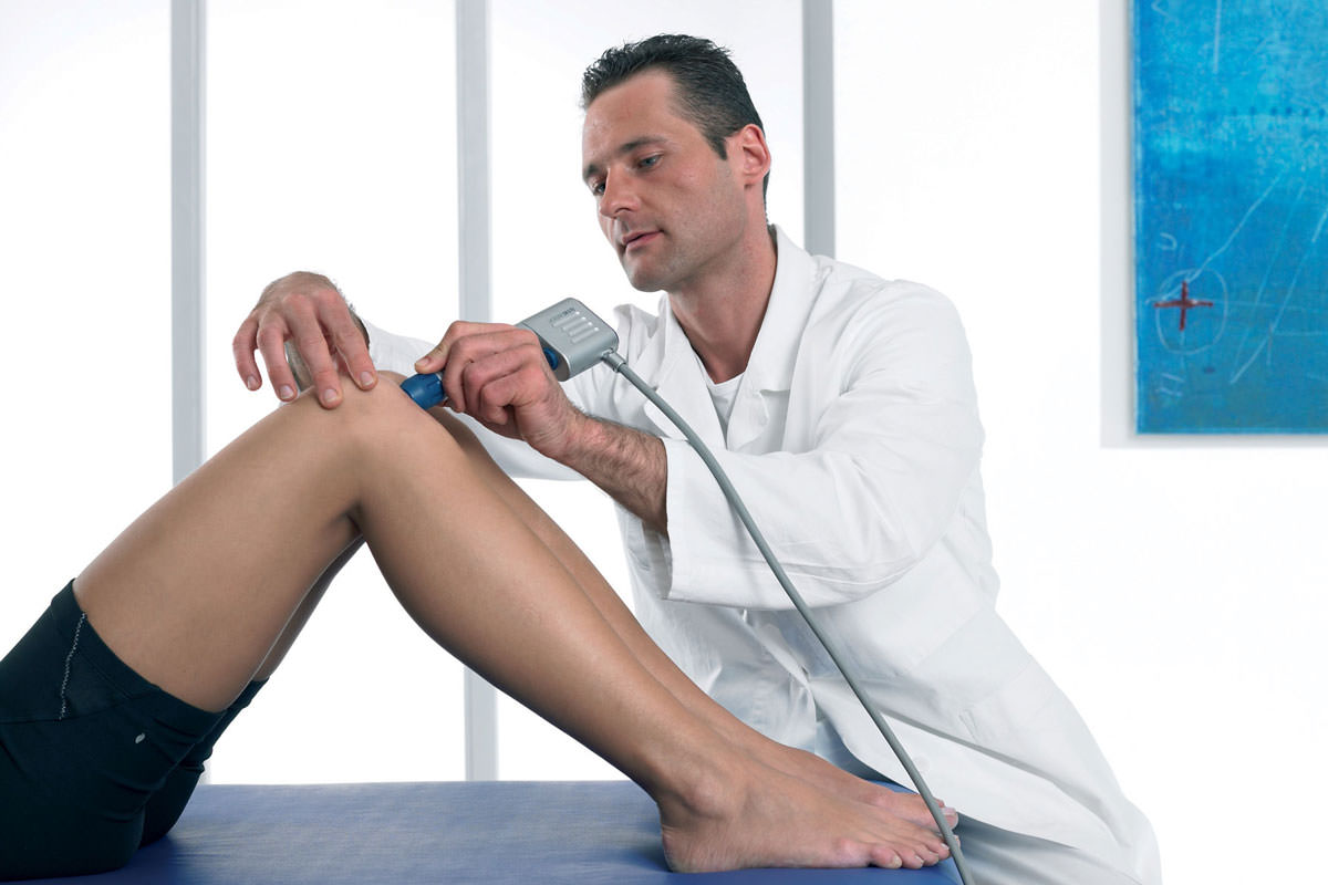 Физиотерапевтический сеанс
