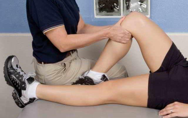 Нога немеет выше колена