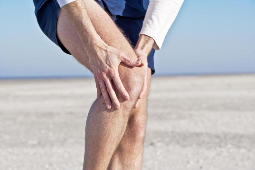 Болит колено после растяжения связок