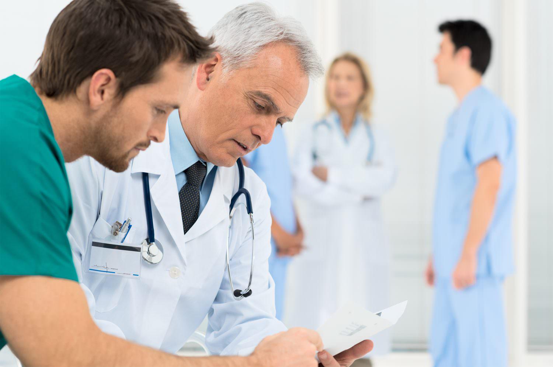 Назначение врача на рентген