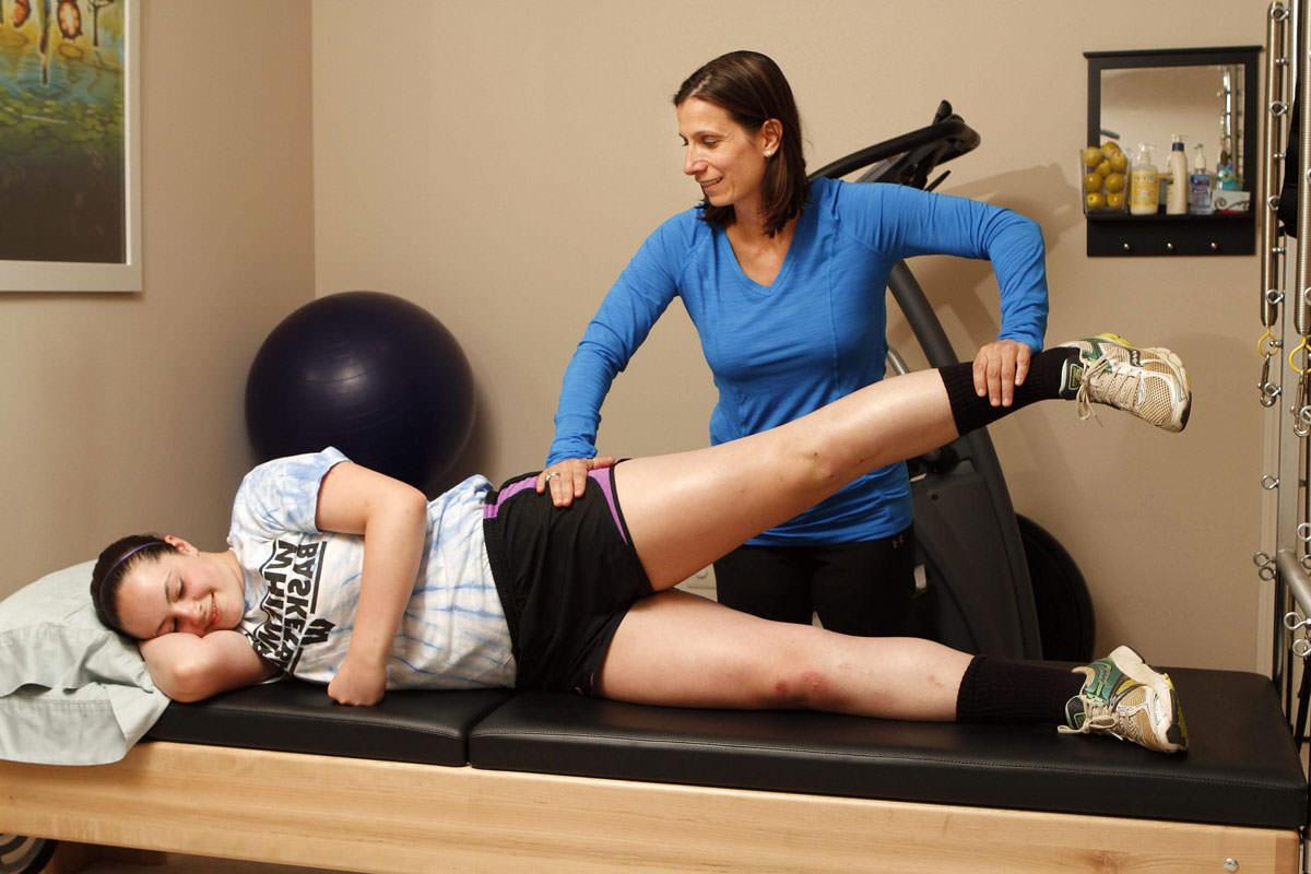 Реабилитация мениска коленного сустава