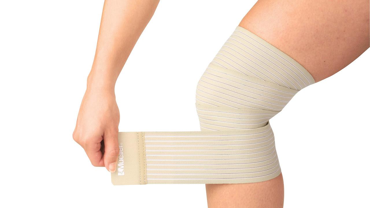 Лечение колена на дому