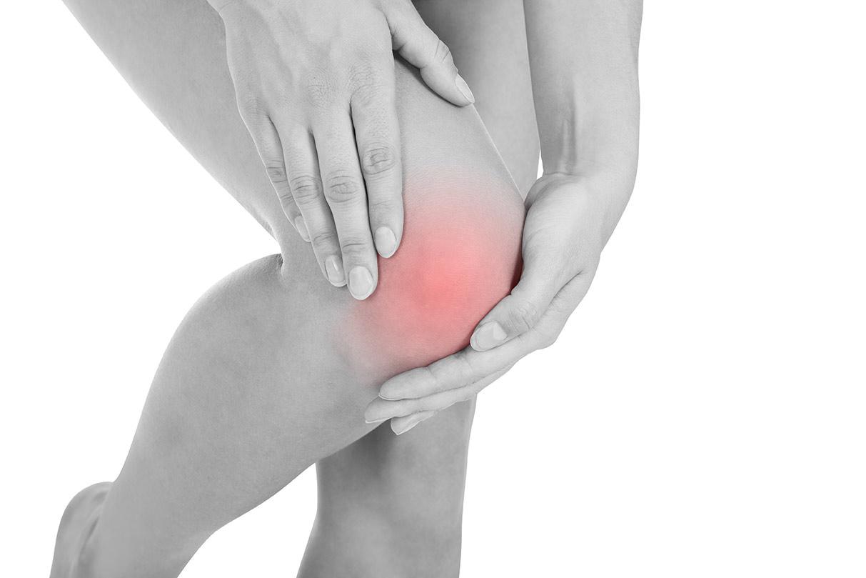 Осложнение в колене