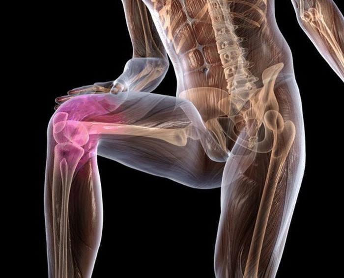 Заболевание колен