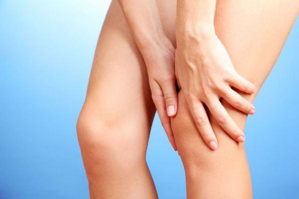 Красивые колени
