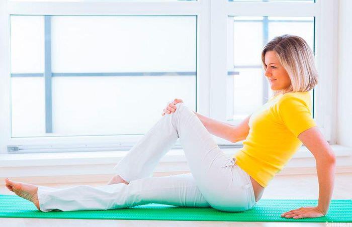 Упражнения после удаления мениска коленного сустава