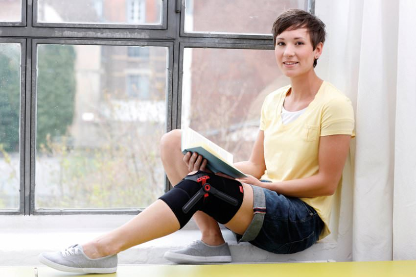 Ортез для коленного сустава: где купить, цена и фото